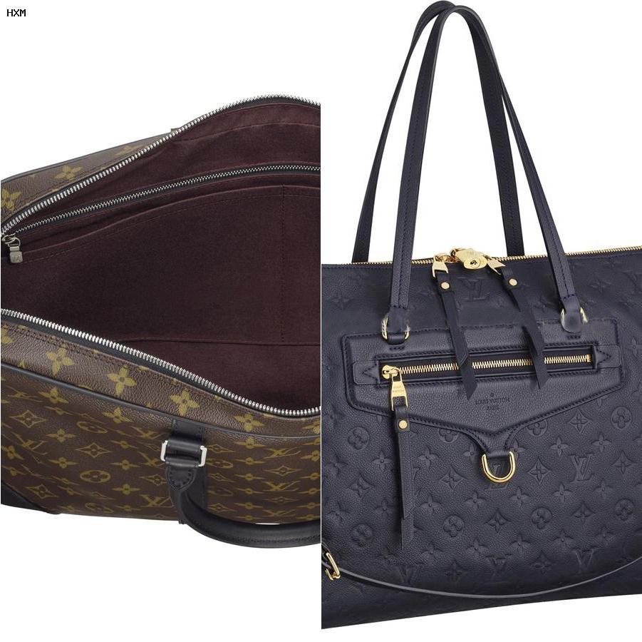 como saber si una bolsa es original de louis vuitton